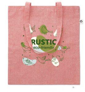 Еко рекламна чанта тип торба
